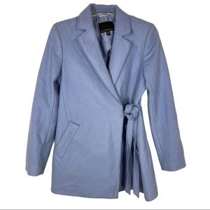 Banana Republic ItalianCoat Mario Bellucci Blue XS